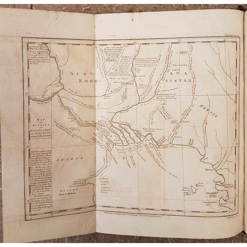 577 - William Vincent. <em>The Commerce and Navigation of the Ancients in The Indian Ocean</em>. 1807. 1st...