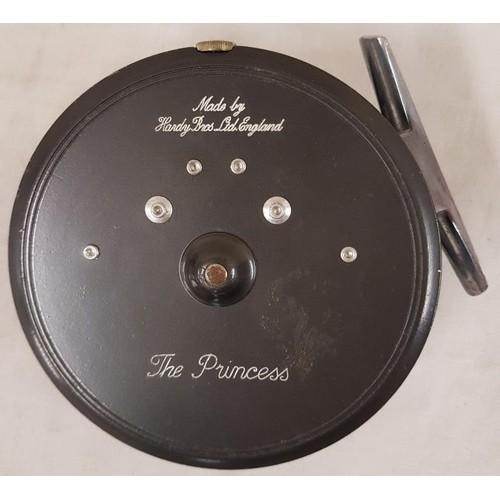 11 - <em>Hardy</em> Primcase Fishing Reel (with case)...