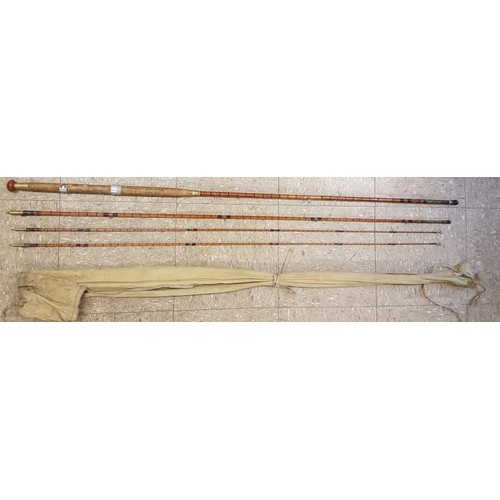 28 - <em>J. A. Walker</em> Fishing Rod...