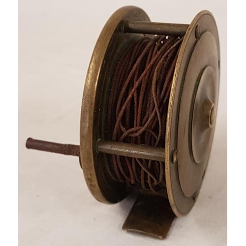 42 - <em>Enright</em> Fishing Reel (no piece, with case)...