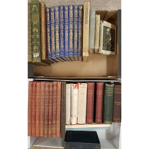 2 - Two Boxes of General Interest Books...