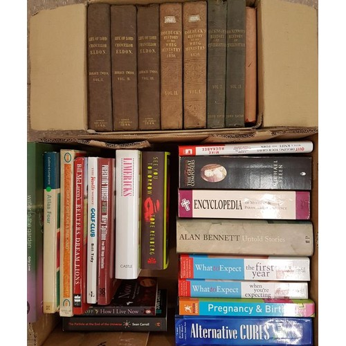 5 - Two Boxes of General Interest Books...
