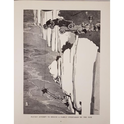 8 - Robinson, Heath <em>Absurdities.</em> A Book of Collected Drawings. London, 1935 first edition large...