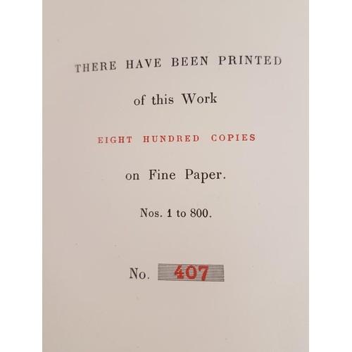 11 - T. F. Henderson. <em>James 1 and V1</em>. 1904. Folio. Limited edition. Colour & other plates. B...