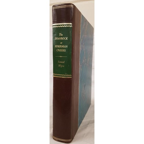 18 - Whyte, Samuel <em>The Shamrock: or, Hibernian Cresses</em>. A Collection of Poems, Songs, Epigrams, ...