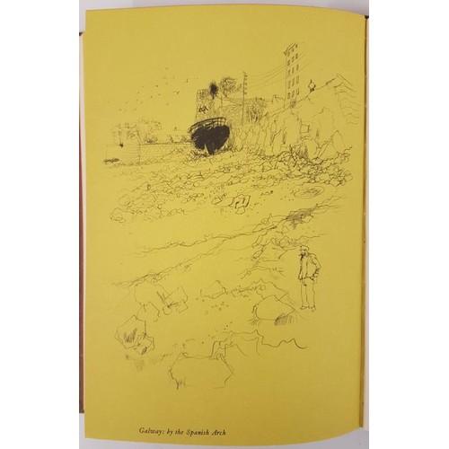 19 - Brendan Behan. <em>Brendan Behan's Island</em>. 1961. 1st. Signed by author on title page...