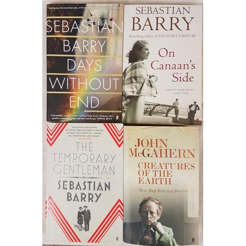24 - Sebastian Barry, <em>Days Without End</em>, 2016, Signed First Edition, first Printing, Faber & ...