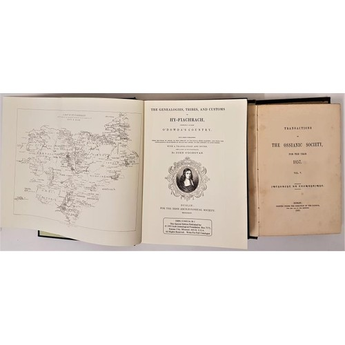 33 - O'Donovan, <em>The Genealogies, Tribes and Customs of Hy Fiachrach</em>, O Dowdas country. 199...