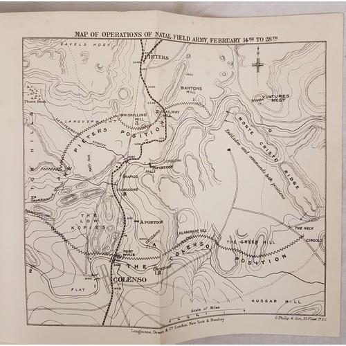 44 - <em>London to Ladysmith via Pretoria</em> by Winston Spencer Churchill, with maps...