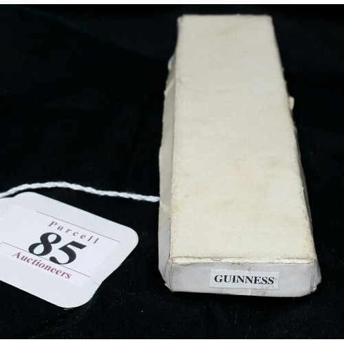 85 - Set of vintage Guinness buttons in original box...
