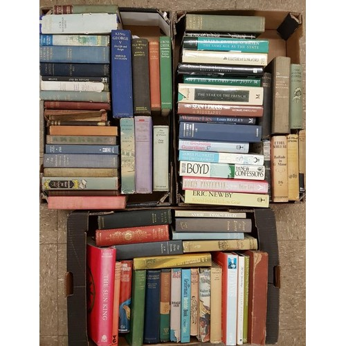 2 - Three Boxes of <em>General Interest</em> Books...