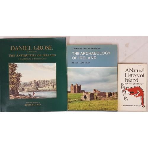 5 - Daniel Grose <em>The Antiquities of Ireland</em> (a supplement to Francis Grose), 1991; Peter Harbis...