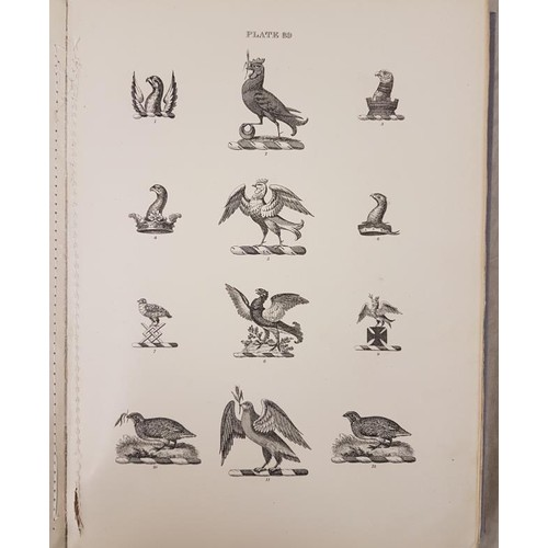 7 - James Fairbairn. <em>The Book of Crests of Families of Great Britain and Ireland.</em> 1905. 2 volum...