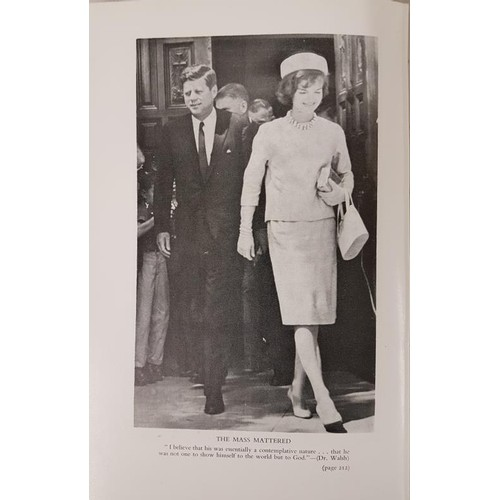 23 - Rev. John F. Brennan - <em>The Evolution of Everyman: Ancestral Heritage of John F. Kennedy.</em> Ha...