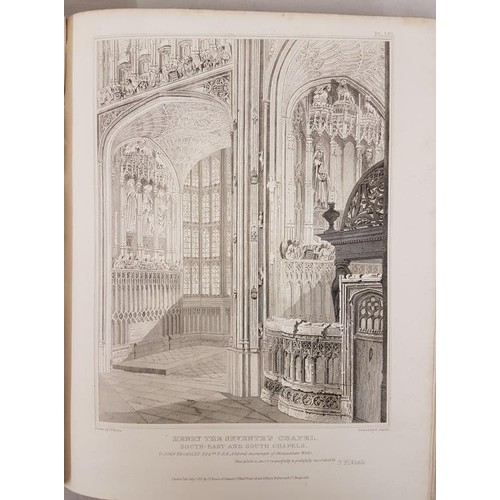 31 - John Preston Neill. <em>The History and Antiquities of the Abbey Church of St.Peter, </em> ...