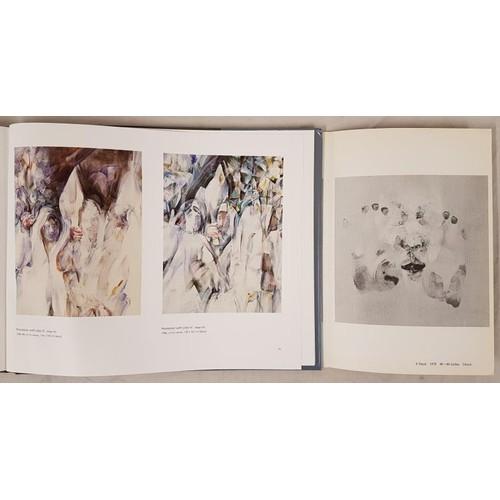 33 - Louis Le Brocquy. <em>Processions.</em> 1994. 1st.Oblong folio. Illustrated. Pristine; and ear...