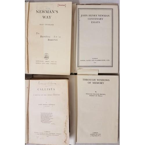 44 - John Henry Newman, <em>Callista. L.</em> 1873; John Henry <em>Centenary Essays, 1945</em>; Sean O Fa...
