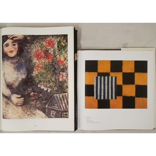 45 - Ned Rifkin. <em>Sean Scully – 20 Years 1976-95.</em> Folio. 1995. Illustrated; and F. To...