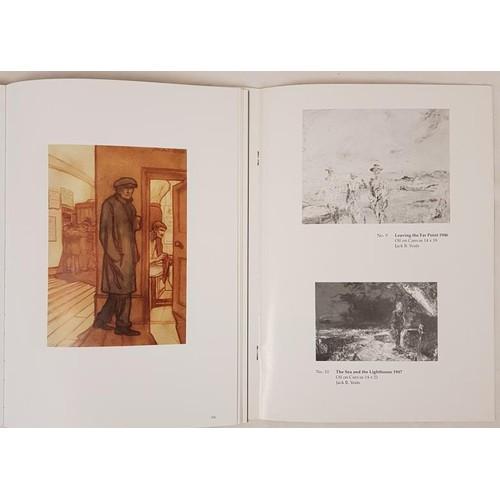 25 - Jack B. Yeats<em> Amongst Friends.</em> Exh. Catalogue at Douglas Hyde Gallery, Dublin Sept/Oct. 200...