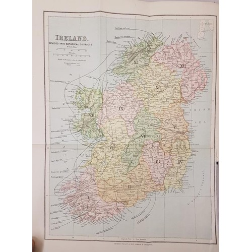 30 - <em>Plants of Ireland</em>. More, Colgan & Scully. Contributions Towards a Cybele Hibernica – Pl...