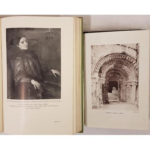 39 - A. N. Jeffares. W.B. Yeats<em> Man and Poet.</em> 1949. 1st. Illustrated; and Robert Lynd. <em>Ramb...