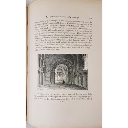 1 - Petrie, George. <em>The Ecclesiastical Architecture of Ireland, Anterior to the Anglo-Norman Invasio...