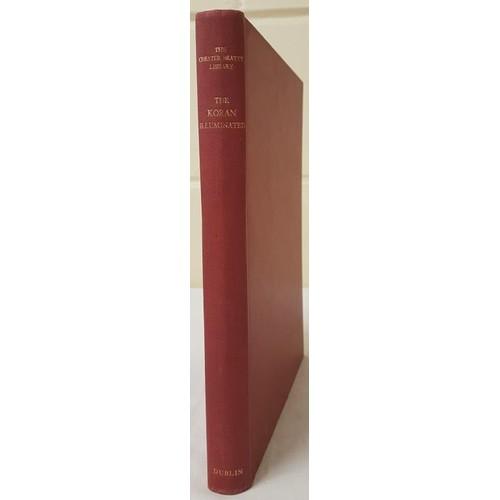 3 - Arthur J. Arberry. <em>The Koran Illuminated – A Handlist of the Korans in the Chester Beatty ...