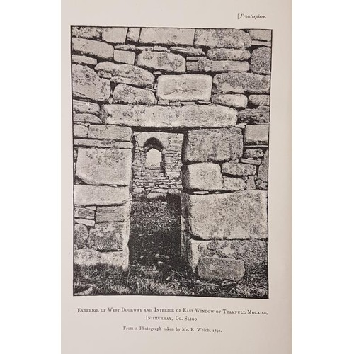 12 - <em>A Survey of the Antiquarian Remains on the Island of Inismurray.</em> William Frederick Wakeman....
