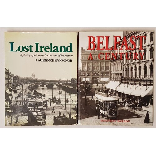21 - Laurence 0'Connor.<em> Lost Ireland – A Photographic Record at the turn of the century.<...