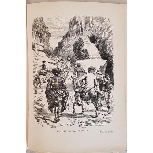 30 - Leech, John. (Illus) An Oxonian [Hole, Reynolds S.]. <em>A Little Tour in Ireland.</em> London: Edwa...