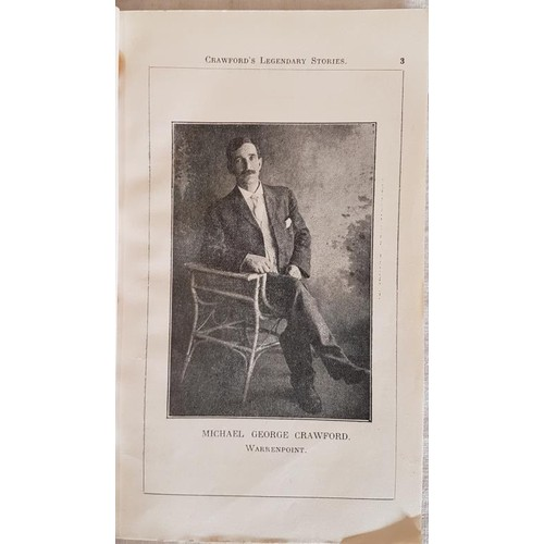 34 - Crawford, Michael George. <em>The Carlingford Lough District.</em> Frontier Sentinel, Newry. c.1926,...