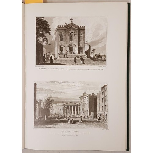 38 - Wright, G.N (text) / Petrie, George / Bartlett, W.H / Baynes, T.M et al (artwork). <em>Ireland Illus...