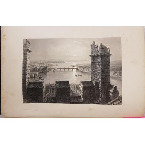 42 - Prevost, M. J. -J.<em> L'Irlande Au Dix Neuvieme Siecle (Ireland in the nineteenth century).</em> Ma...