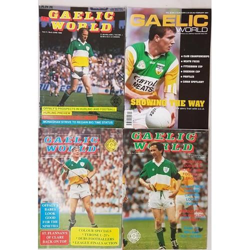 3 - <em>Gaelic World - c.185 issues - 1979-2006</em>...