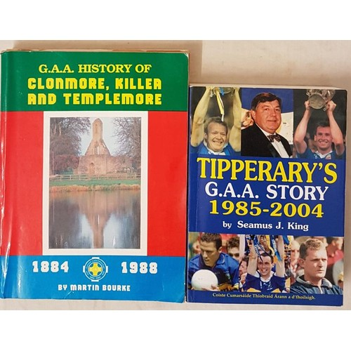 12 - Tipperary G.A.A. -<em> G.A.A. History Of Clonmore, Killea and Templemore 1884-1988</em> by Martin Bo...