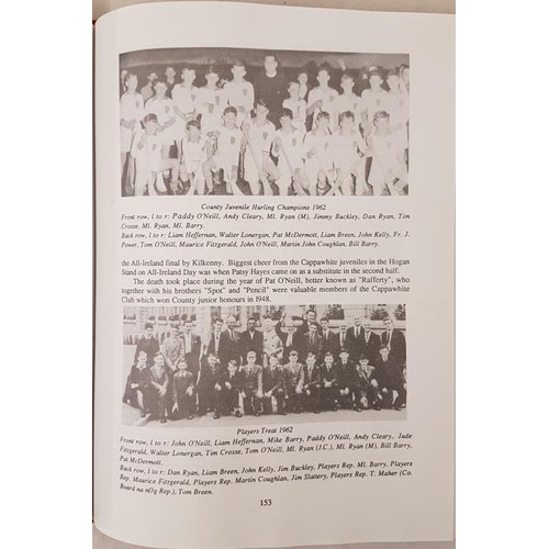 21 - Tipperary G.A.A. - <em>The Cappawhite G.A.A. Story 1886-1989.</em> Edited by John Kelly, red cloth, ...