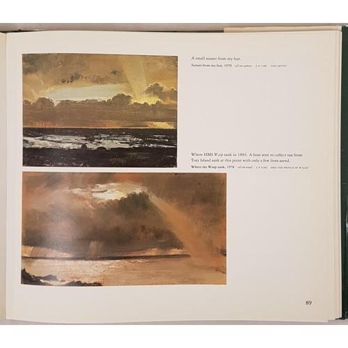 45 - <em>Derek Hill – An Appreciation.</em> 1987. 1st. Quarto. Mint in d.j. Beautifully illustrated...