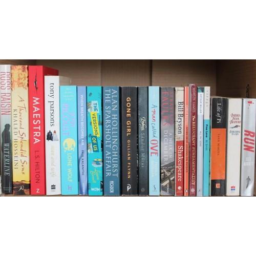 7 - <em>International Fiction</em> – box of paperbacks (20)....