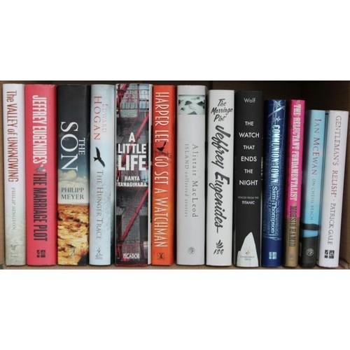 13 - <em>International Fiction</em> – collection of hardback mostly first editions (13)....