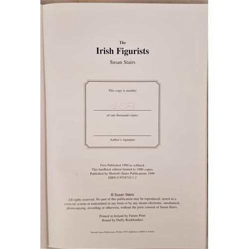 29 - Susan Stairs. <em>The Irish Figurists.</em> 1999. Limited edit number 458. Quarto , Profusely illust...