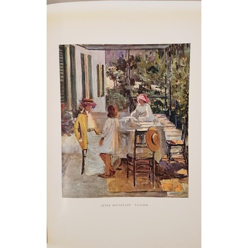32 - Walter Shaw-Sparrow, <em>John Lavery and his Work</em>, nd but c1912. Large 4to, 210 pps. (1)...