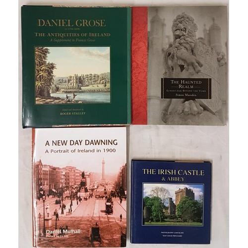 39 - Daniel Grose. 1766-1838. <em>The Antiquities of Ireland</em> edited by Roger Stalley. 1991. Very lar...