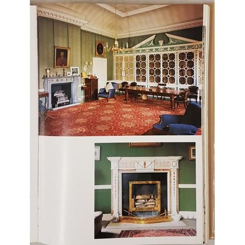 111 - William Ryan and Desmond Guinness, Irish Houses and Castles, IGS, 1971, folio, vg ex libris George C...