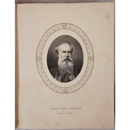 116 - O'Connell Centenary Record 1875, 1 volume, Dublin 1878