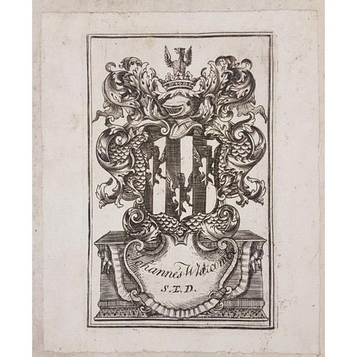 147 - Edward –Earl of Clarendon. The History of The Rebellion and Civil Wars in England. Pub. Dublin 1719....