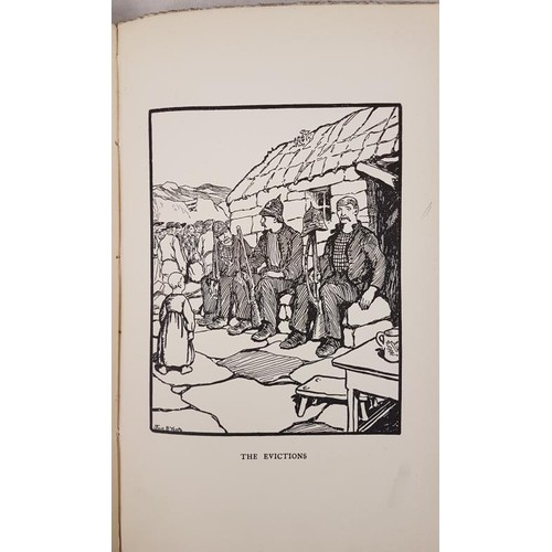 150 - [Jack B. Yeats] The Aran Islands: by J. M. Synge with Drawings by Jack B. Yeats. Maunsel and Co. 190...