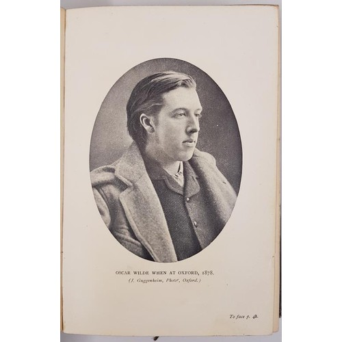 159A - R.H. Sherard. Oscar Wilde – The Story of An Unhappy Friendship. 1905. Illustrated and W.W. Kenilwort...