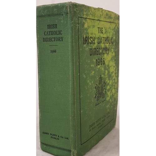 161 - The Catholic Directory, 1966