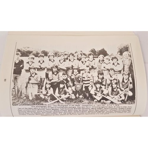 7 - The History of Parteen Gaelic Athletic Association 1885-1985 [County Clare]. Limerick. 1985...
