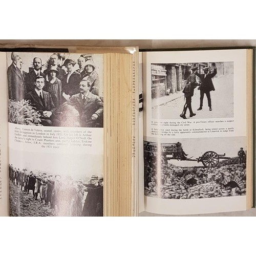 36 - Younger, Carlton. Ireland's Civil War 1968. 1st. Illustrated and Eoin Neeson. The Civil War in Irela...